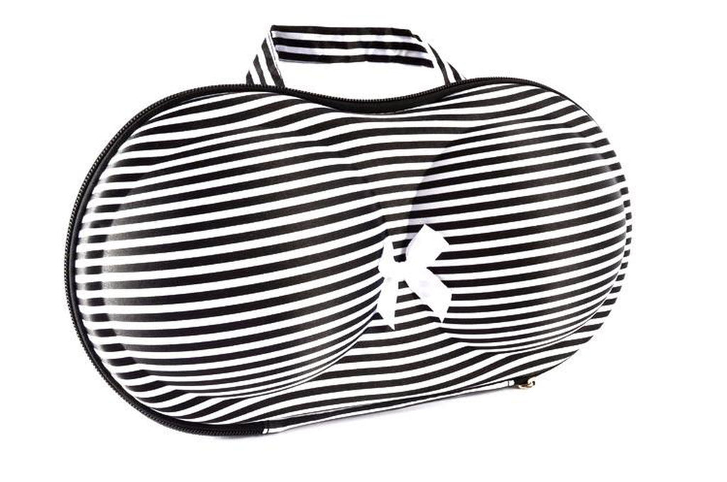 Striped Lingerie Case