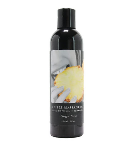 Edible Massage Oil Cherry Burst