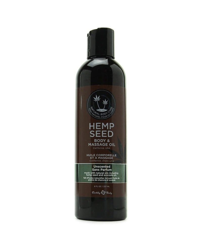 Hemp Seed Massage