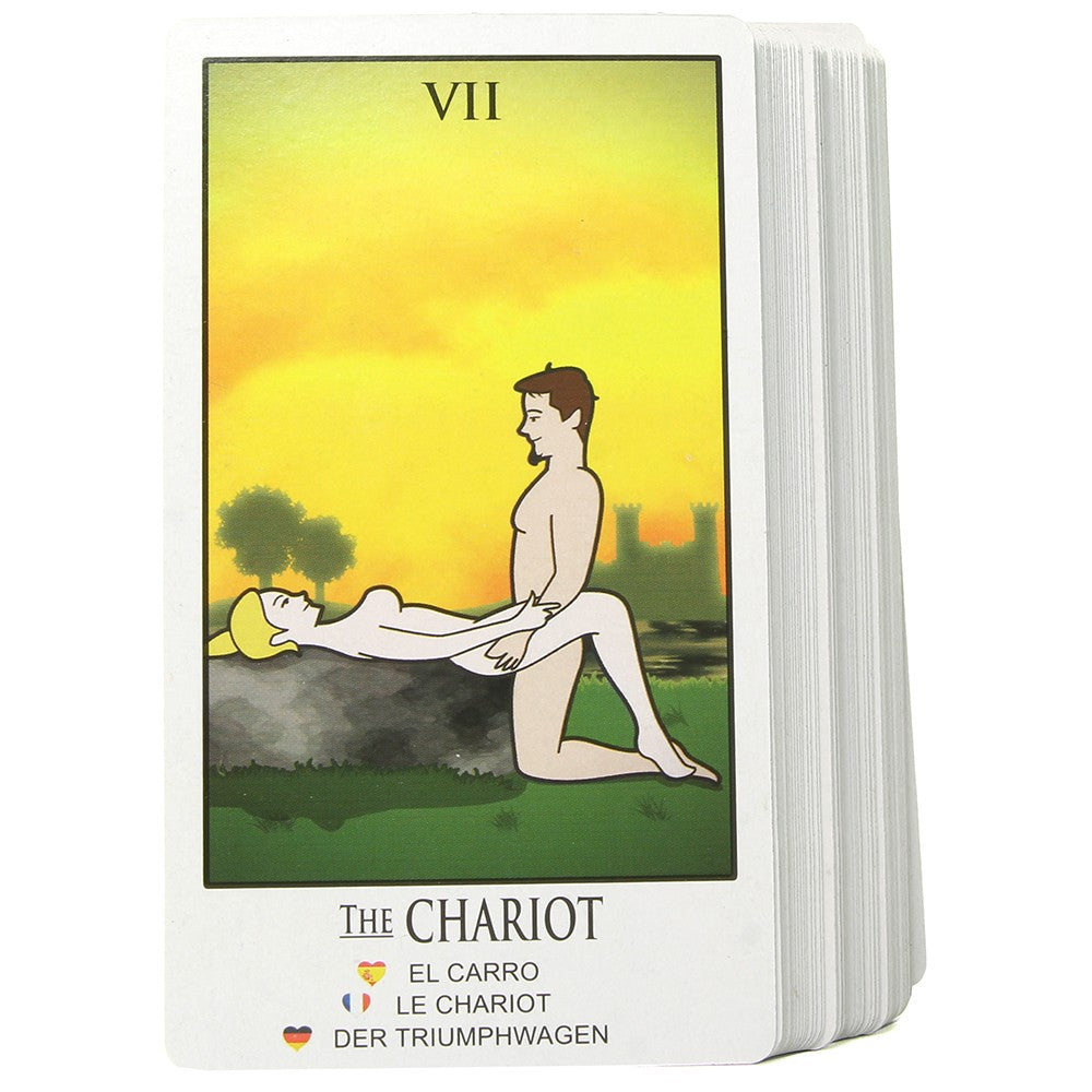 Sexual position chariot The