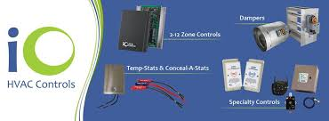 IO HVAC Controls top 3 products