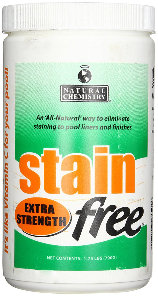 Natural Chemistry 07395 Extra Strength Stain Free, 1-3/4-Pound