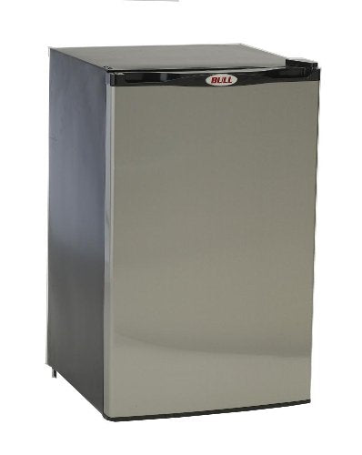 Bull Outdoor Products 11001 Stainless Steel Front Panel Refrigerator - Improve Wholesale