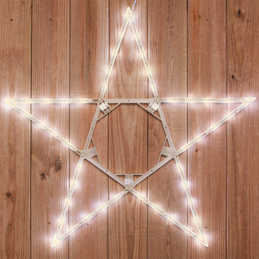Wintergreen P13783 Warm White Folding Star - Improve Wholesale