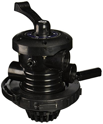 Waterway Plastics WVS003 valve assembly top mount sand filter, 1.5-Inch