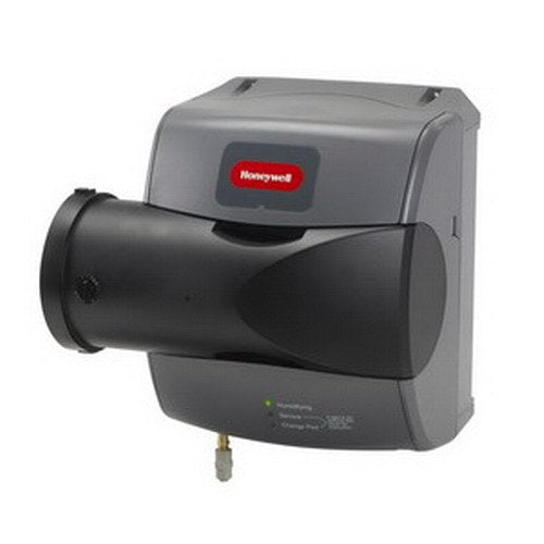 Honeywell HE150A1005 true ease advanced bypass evaporative humidifier 12 GPD 16,000 cubic ft house
