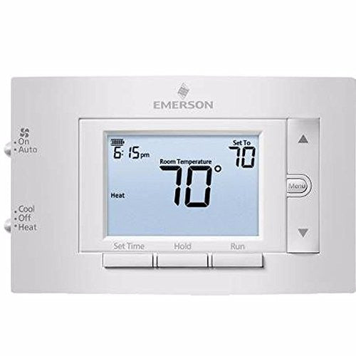 "White-Rodgers 1F83C-11PR Emerson 4.5"" Display Conventional Thermostat"