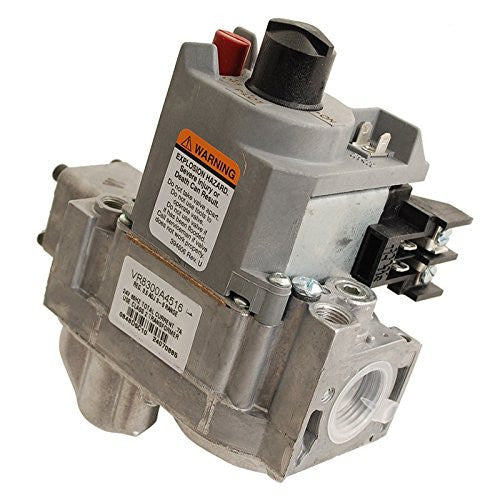 "Honeywell vr8200A2132 24V standing pilot natural gas valve 1/2"" X 1/2"" 130,000 btu includes lp kit"