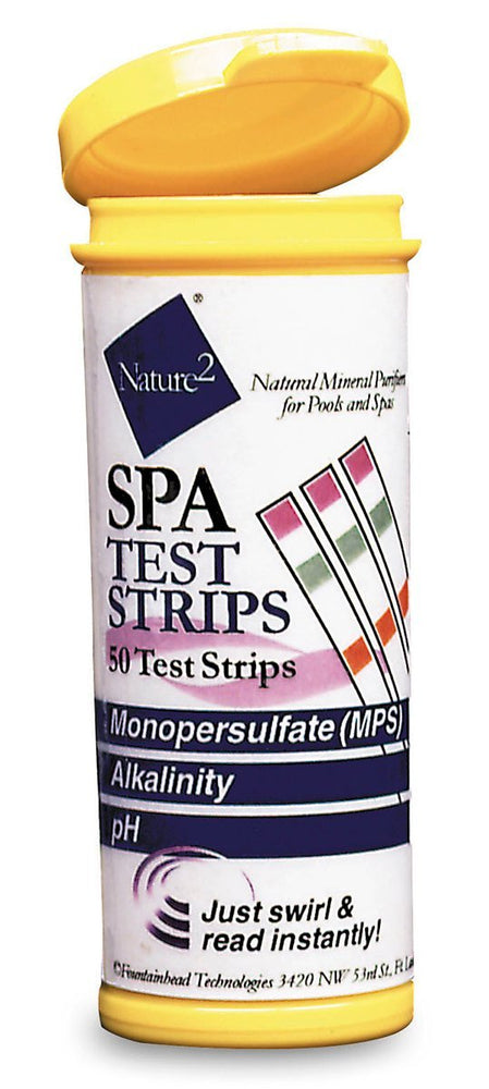 Zodiac Nature2 W29300 Spa Test Strips, 50 Count