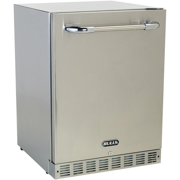 Bull-13700 Ss Series Ii Premium Outdoor Fridge - Improve Wholesale