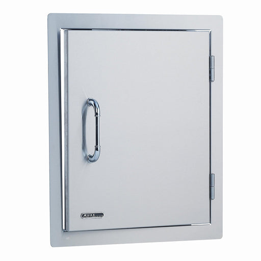 Bull Outdoor Products 89975 Stainless Steel Single Vertical Door - Improve Wholesale