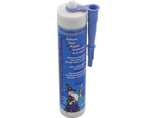 WHITE UNDERWATER MAGIC SEALANT 88-867-1000 9.8oz