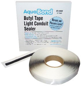 AQUABOND CS-6000 butyl rubber Tape44; black
