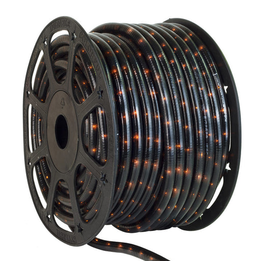 Wintergreen 17304 halloween black rope light, 120 Volt, 150ft wire length