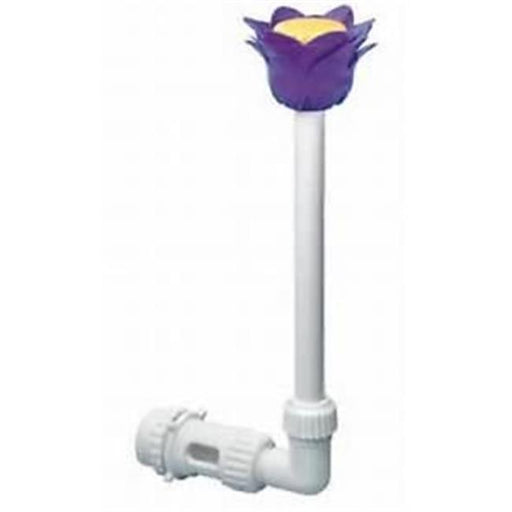Poolstyle K679CBX/2P/SCP FLOWER FOUNTAIN W/ ADAPTER