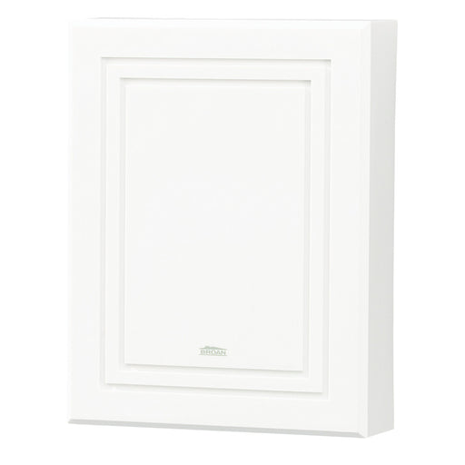 Nutone LA100WH Decorative Wired Doorbell, White