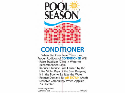 1# POOL SEASON 33701PS CONDITIONER