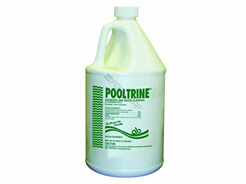 1 GAL POOLTRINE 60 - Improve Wholesale