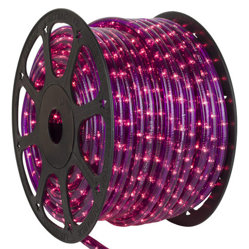 Wintergreen purple rope Light, 120 Volt, available in different sizes