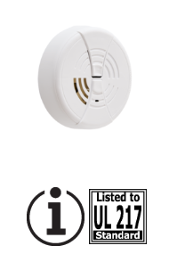 BRK FG250AB 9V alkaline battery, silence, RV approved smoke alarm