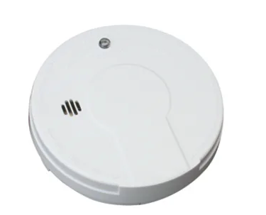Kidde i9050 smoke detector, 9V battery powered ionization