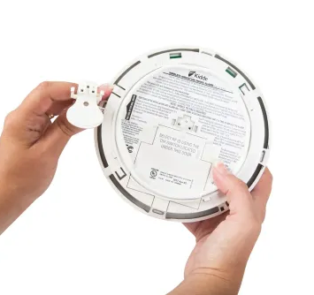 Kidde KA-B smoke detector quick convert adapter from brk to first Alert wire in smoke alarms