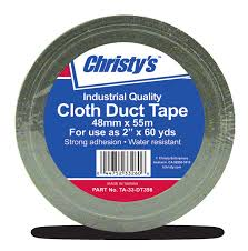 T Christy Enterprises Inc. TA-DT260-618  silver duct tape