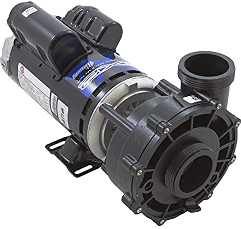 Waterway Plastic 3421821-1U, 3HP, 230V EX2 Spa Pump