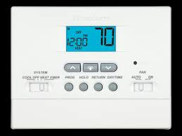 Braeburn 2200Nc, 24v, 2h-1c multi stage ac powered digital 5-2 day programmable heat pump thermostat with battery back up