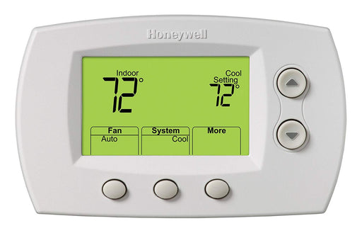 Honeywell TH5320R1002 FocusPRO Wireless, Non-Programmable Thermostat