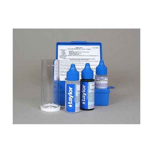Taylor technologies  K-1770 calcium hardness drop test kit