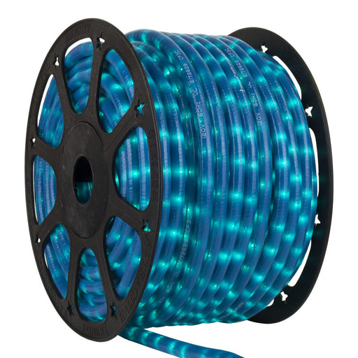 "Wintergreen P7436 Pearl Blue Rope Light, 120 Volt, 1/2"", 2 wire"
