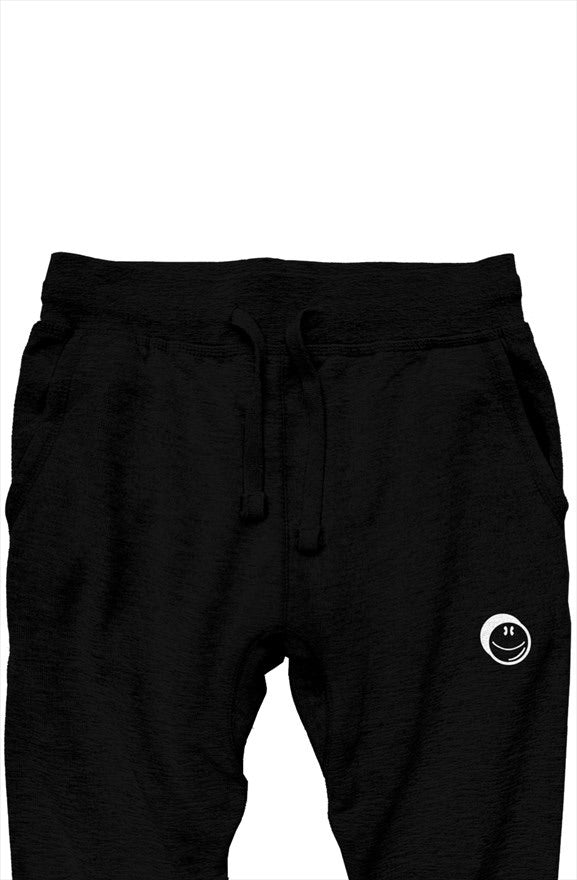 BLACK 'PAC SWEATS