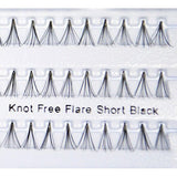 Flare Knot Free Short