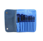 SET 695 - 10 PIECE 3D PATTERN NAVY BLUE SET