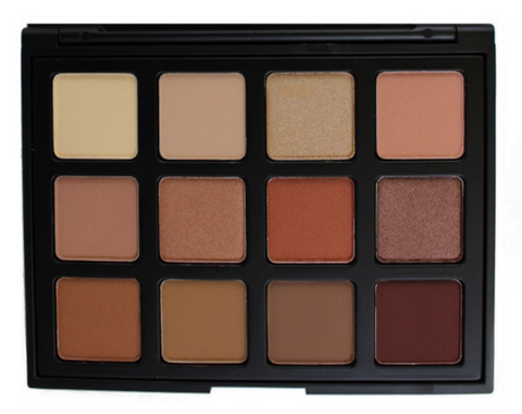 12NB- NATURAL BEAUTY PALETTE - PICK ME UP COLLECTION