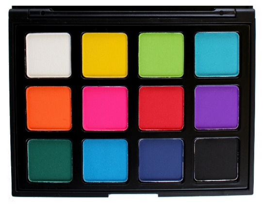 12P - PICASSO PALETTE - PICK ME UP COLLECTION
