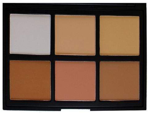 06PC - COOL PRO DEFINITION PALETTE