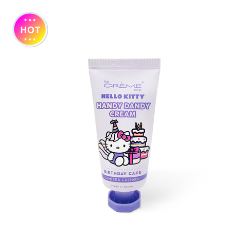 Hello Kitty Unicorn Handy Dandy Cream - Birthday Cake