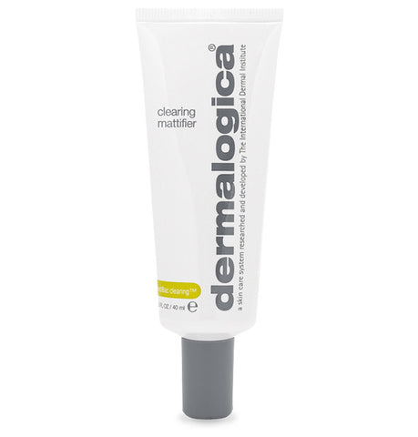 clearing mattifier- breakout-fighting shine control (acne treatment) 1.3oz/40ml