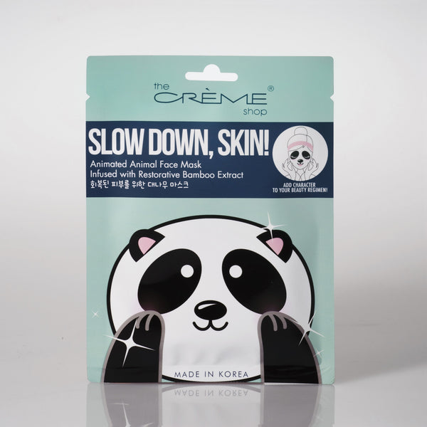 Creme Shop Animated Face Mask