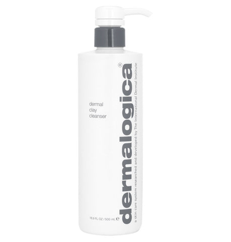 dermal clay cleanser (purifying, invigorating cleanser)16.9oz/500ml