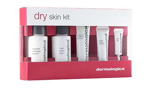 dry skin kit(replenish, nourish, regenerate)
