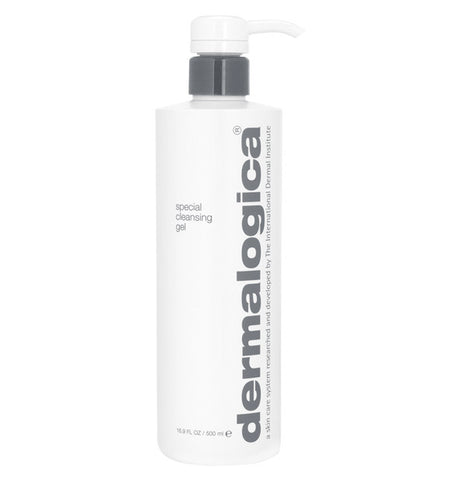 special cleansing gel (gentle foaming cleanser) 16.9oz/500ml