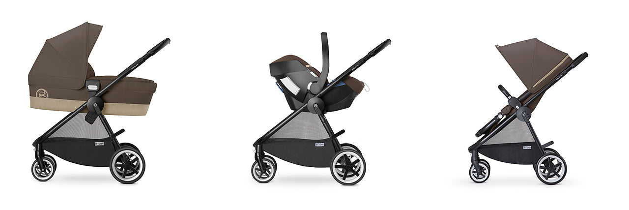 Cybex bebek arabası travel set