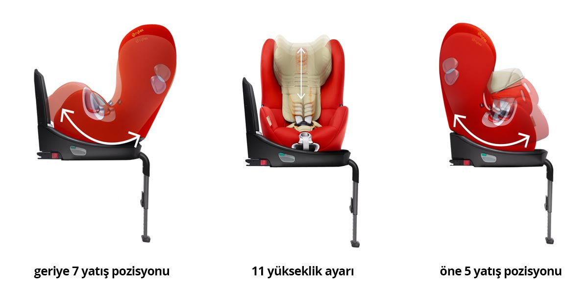cybex sirona 0 18 kg ft y nl isofixli bebek ocuk oto. Black Bedroom Furniture Sets. Home Design Ideas
