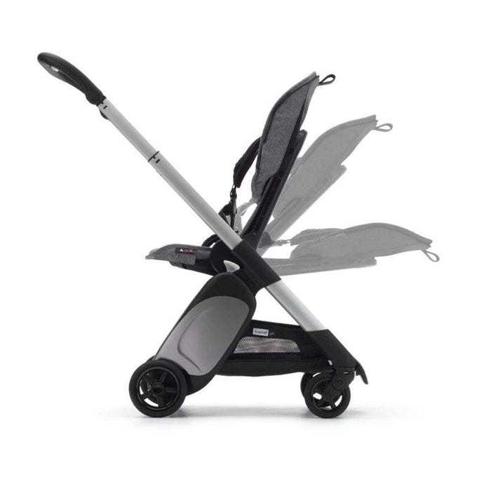 Bugaboo Ant Kabin Boy Bebek Arabası (Black/Red)