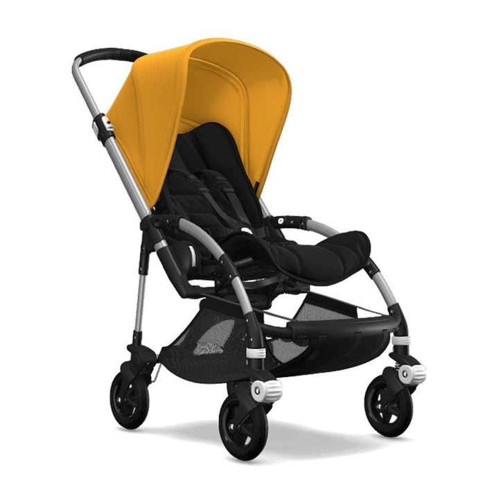 Bugaboo Bee5 Bebek Arabası (Aluminum) Sunrise Yellow