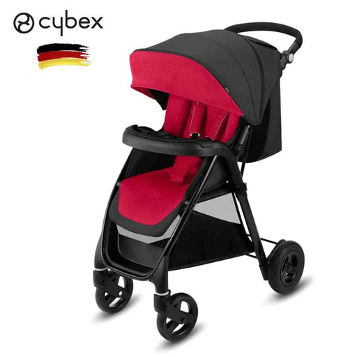 Cybex CBX Misu Air Bebek Arabası Crunchy Red