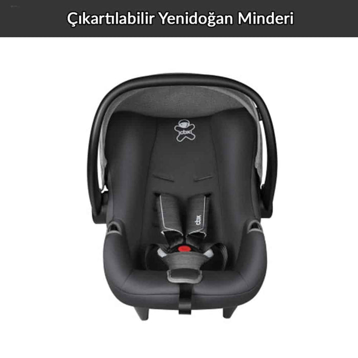 Cybex CBX Misu Travel Set